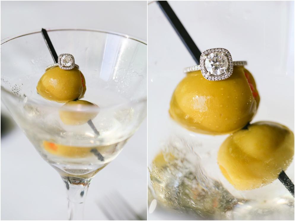 martini, JRDN restaurant PB, wedding photographer