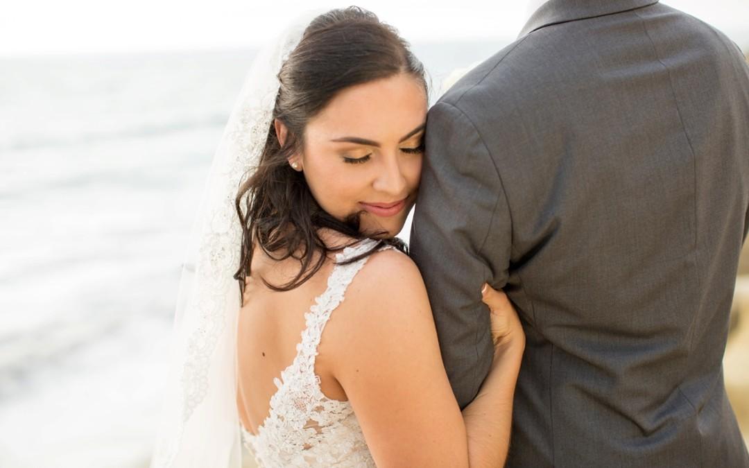 Letisha and Chase | La Jolla Women's Club Wedding