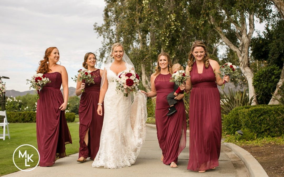 Staci and Nathan | Weddings at Twin Oaks Golf Course | San Marcos California