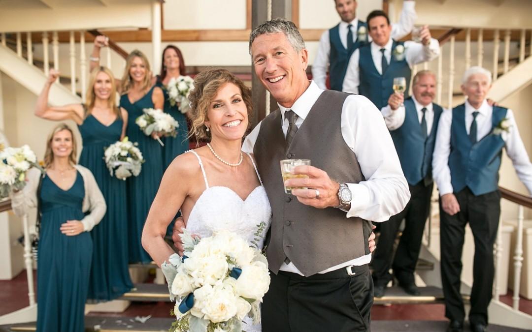 Catamaran Hotel | San Diego Beach Wedding