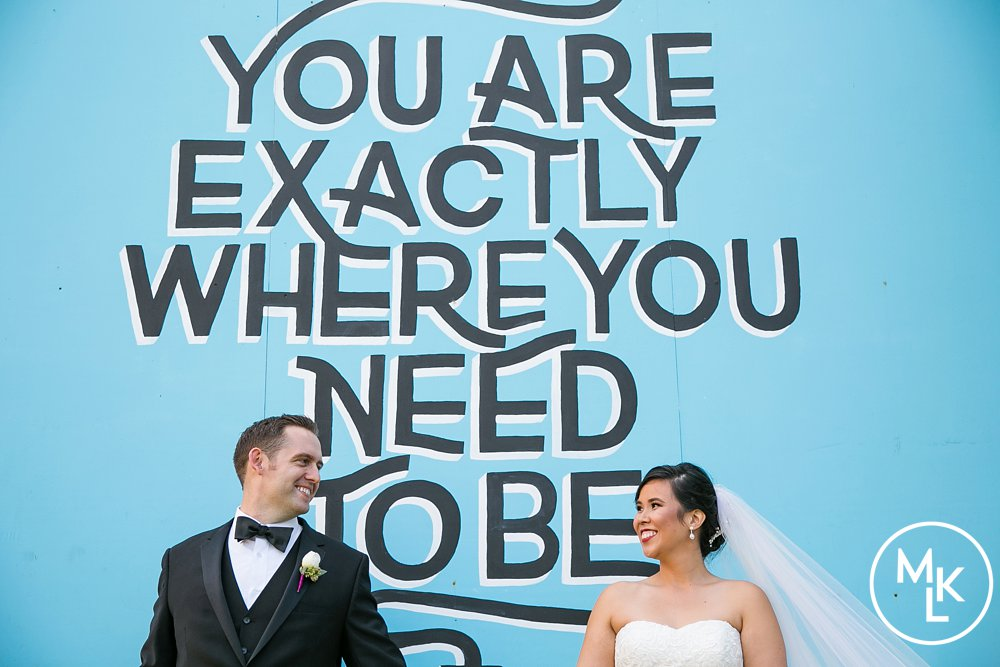 Doris and Alex | Brick at Liberty Station | San Diego Wedding
