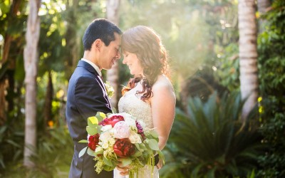 SoCal Winter Wedding   The Grand Tradition Arbor Terrace