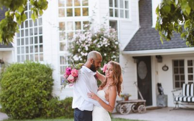 La Jolla Wedding Photographer | Spanish Styled Wedding